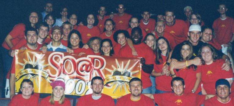 SOAR staff 2000